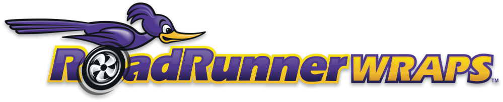 Roadrunner Vehicle Wraps Logo
